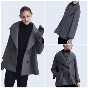 KIT AND ACE | NWOT | Wool and Cashmere Coat